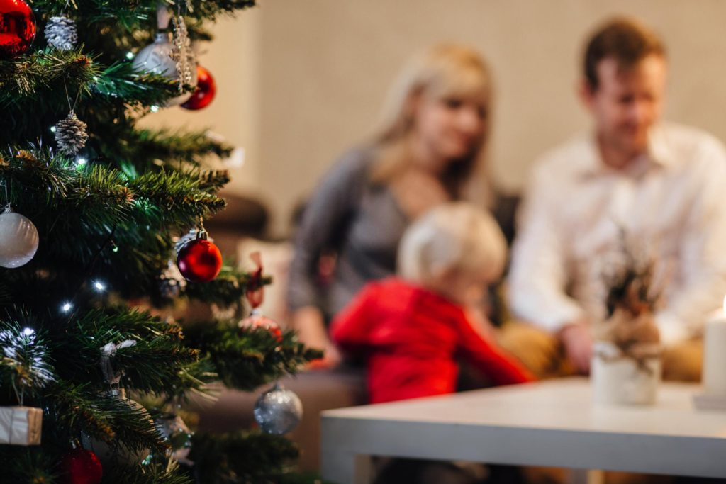 Co-Parenting and Visitation During the Holidays After a Divorce