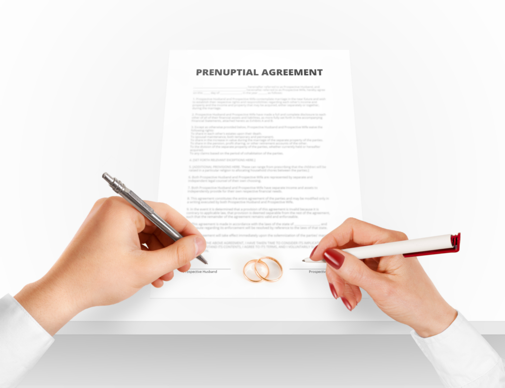 What is a Prenuptial Agreement? Do you need one? Contact Amaral & Associates for the answers you need regarding Prenuptial Agreements in Massachusetts.