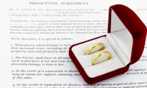 How to Ask Your Fiancé for a Prenuptial Agreement